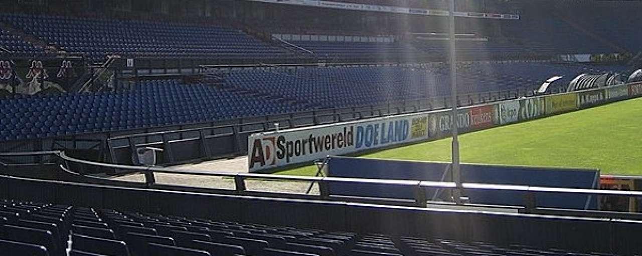 Energy Floors laat Feyenoord-fans springen