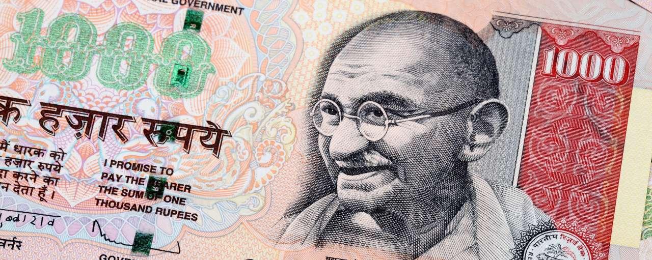 geld india