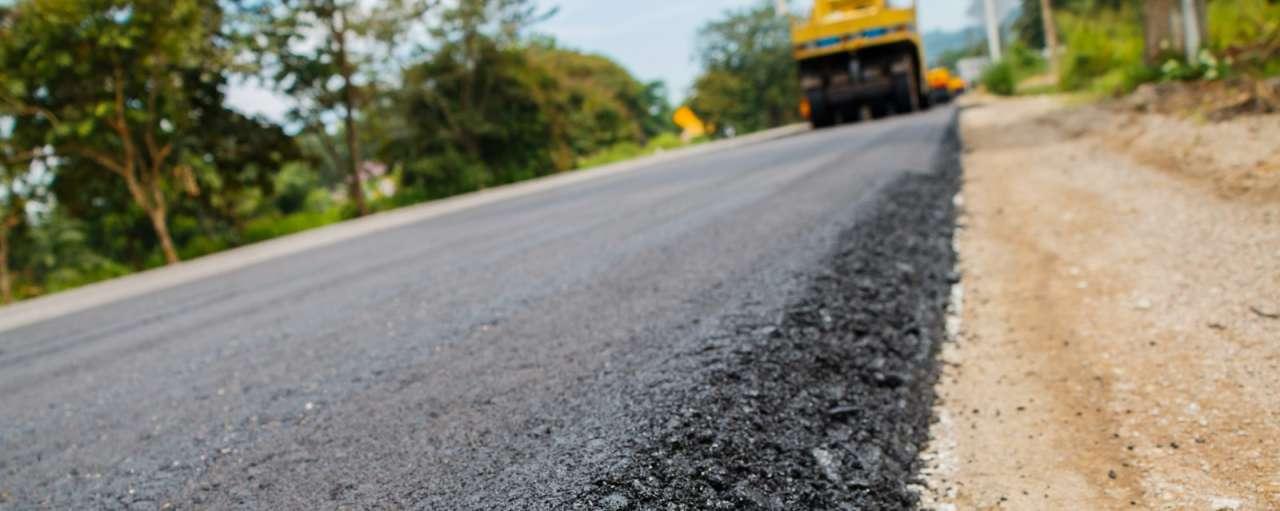 asfalt, inductieasfalt, zelfherstellend asfalt, headroad