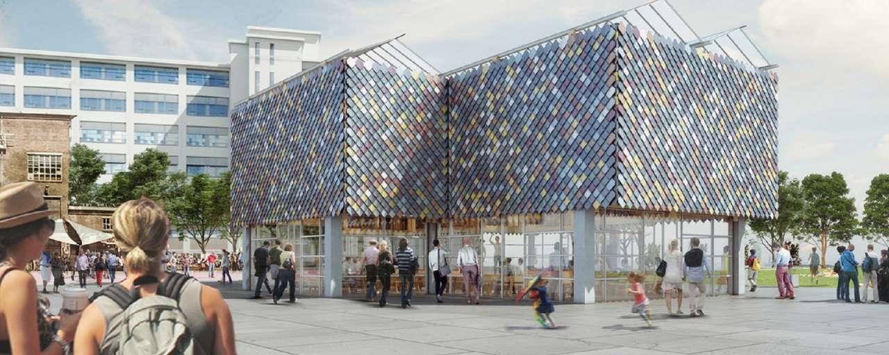 People's Pavilion, Ddw, dutch design week, People's Pavilion, Overtreders W, bureau SLA,