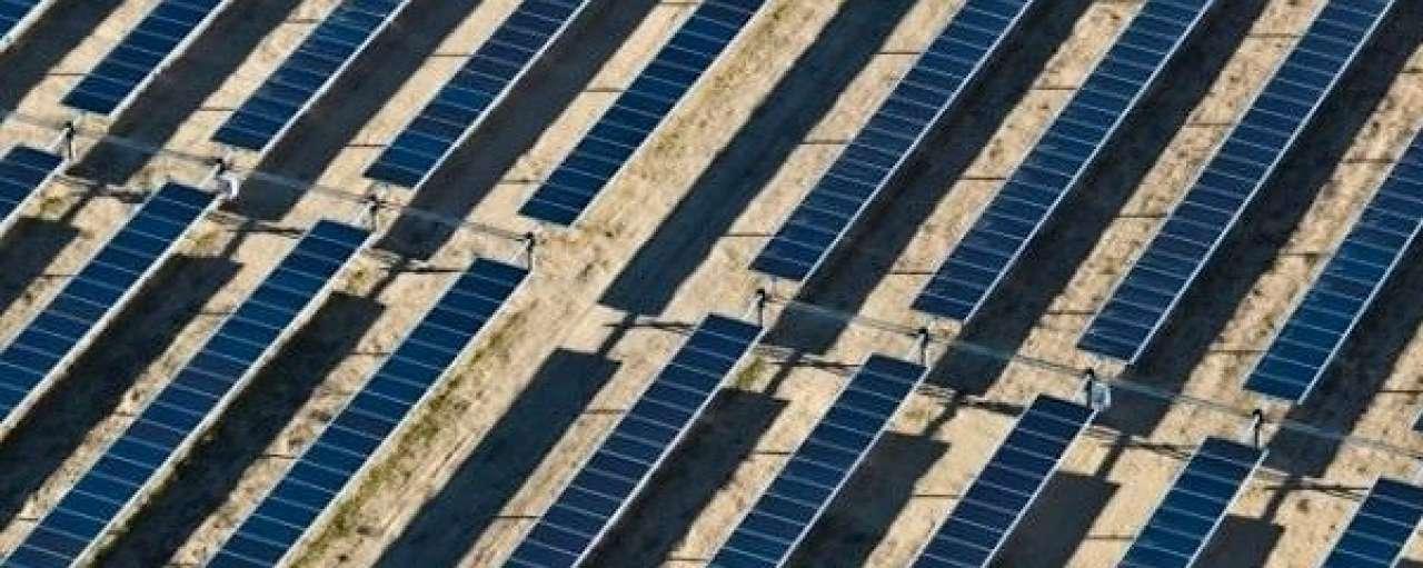 Oliestaat Texas schakelt over naar zonnestroom