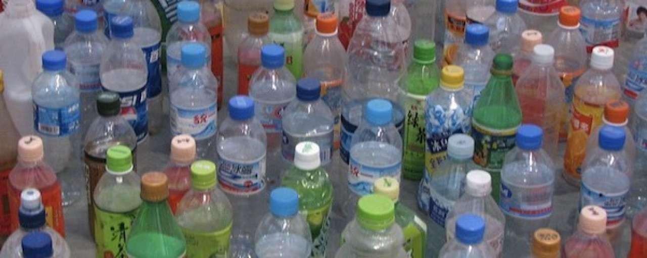 Ingezameld PET-plastic bereikt nieuw record
