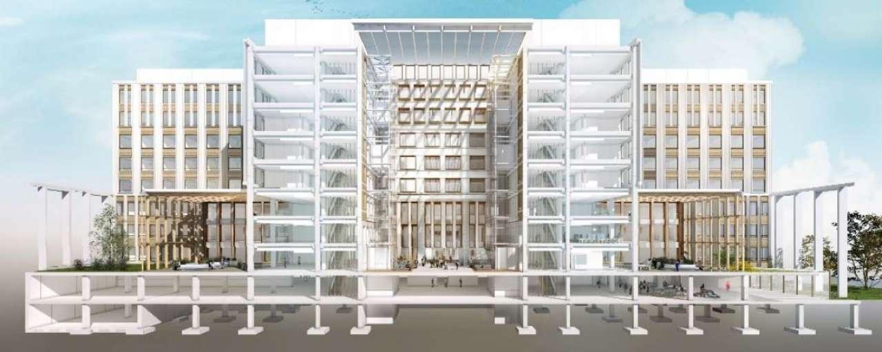 EGM Architecten, Radboudumc, nijmegen, BREEAM-NL Excellent, BREEAM, ziekenhuis, klinieken, poliklinieken, hoofdgebouw, campus, energiezuinigheid, duurzaam materiaalgebruik, Smart building system