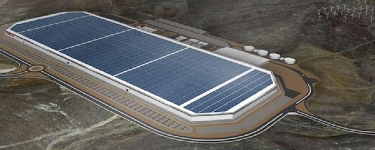 Gigafabriek van Tesla officieel naar Nevada