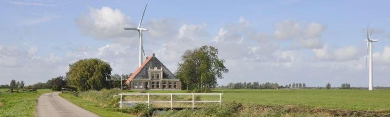 Bloomberg: Kosten windenergie in 2016 gelijk aan fossiele energie