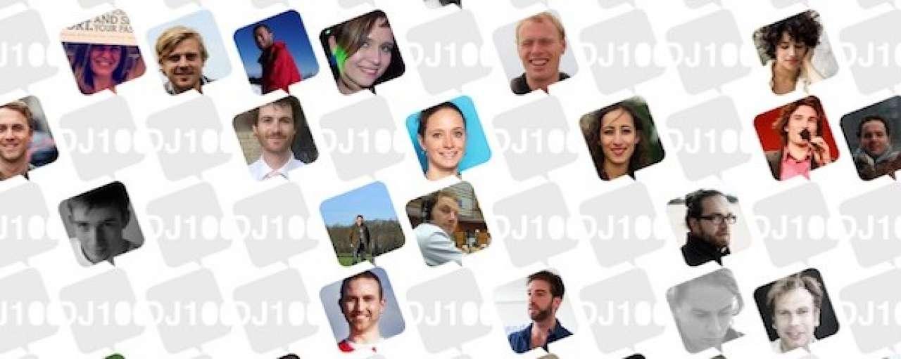 Agenda: DJ100 zoekt duurzame koplopers