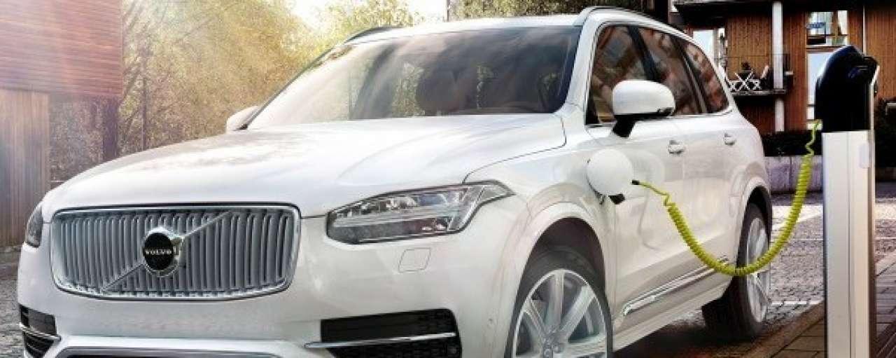 Hybride XC90: Volvo met paardenkracht