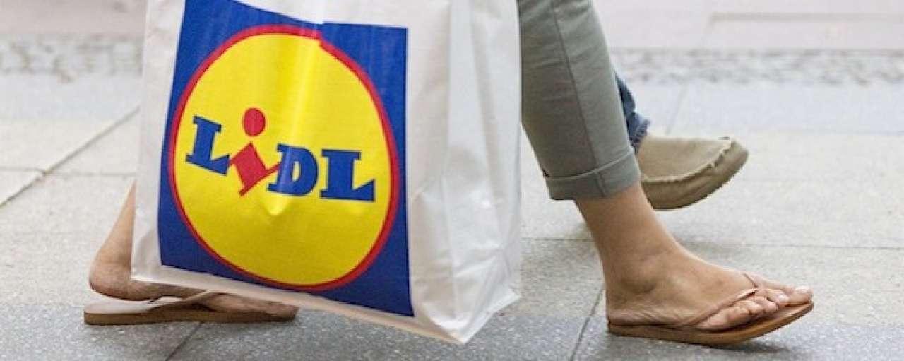 Lidl opent winkel met hoogste energielabel