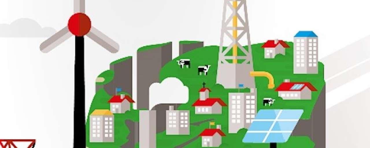 Energieverbruik bedrijven nauwelijks toegenomen