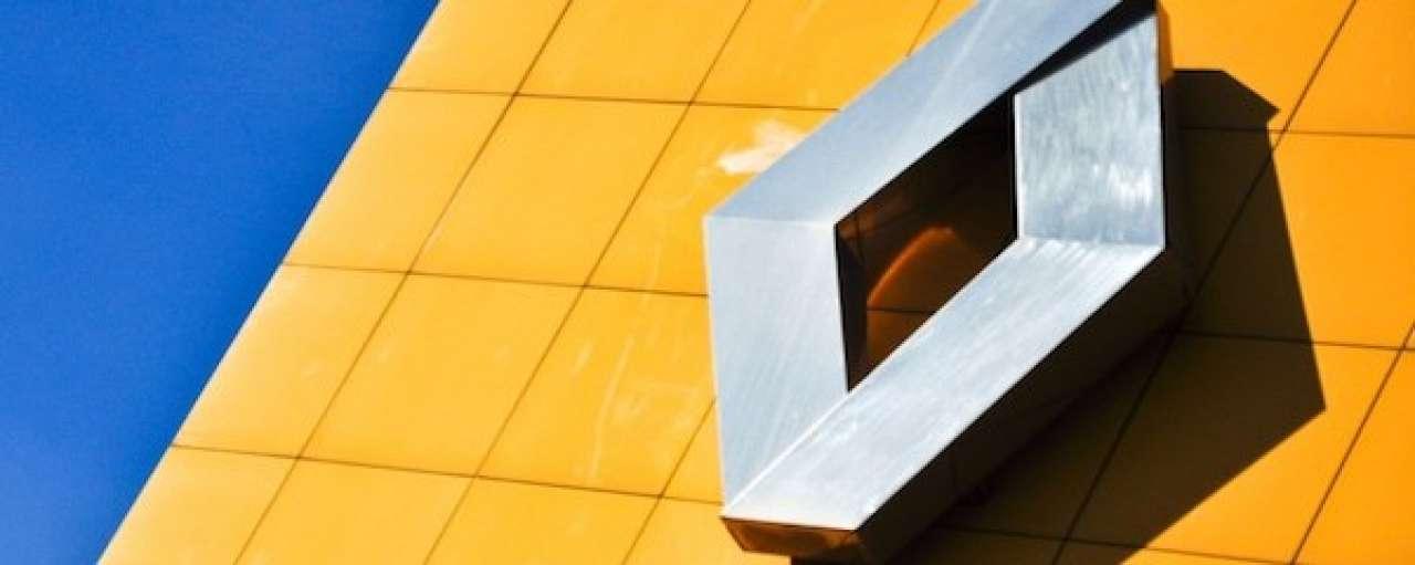 Energieopslag met oude accu's van Renault