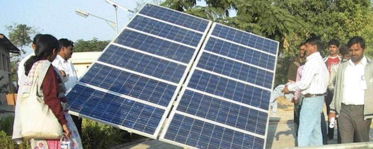 Steenkoolproducenten India investeren in zon
