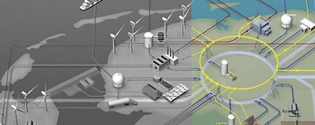 Power-to-Gas nog te duur als energieopslag