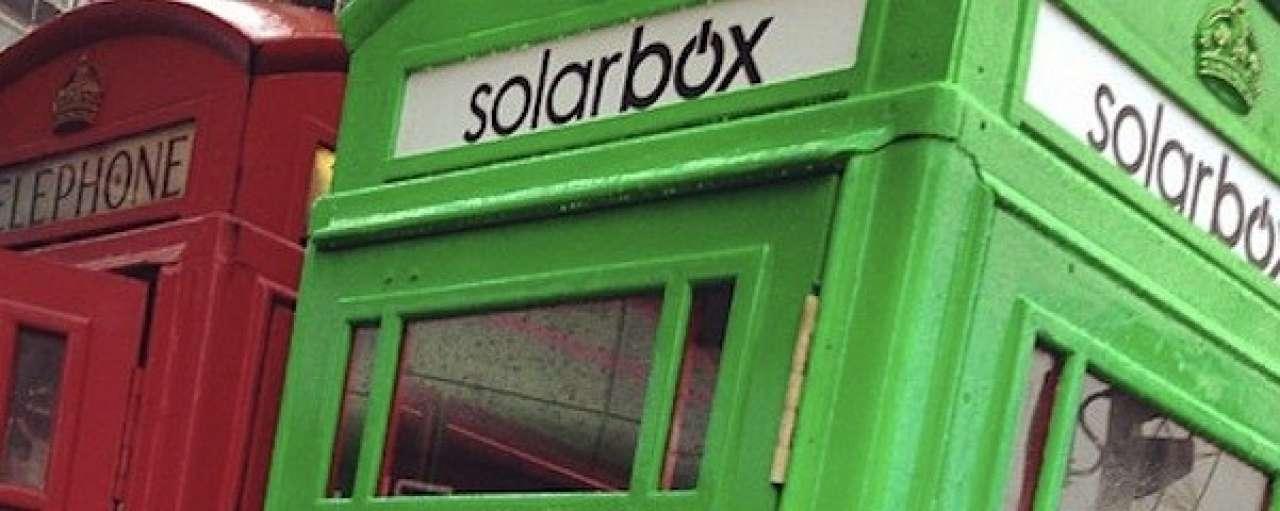 Londense telefooncel hergebruikt als oplaadpunt