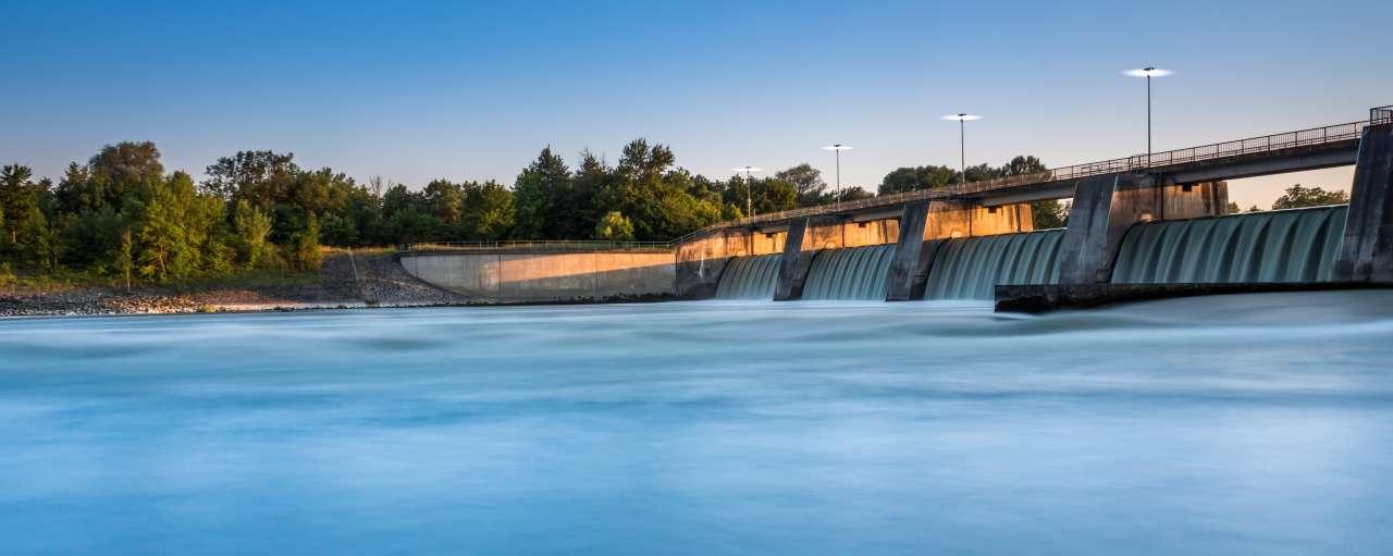 duurzame energie, waterkracht