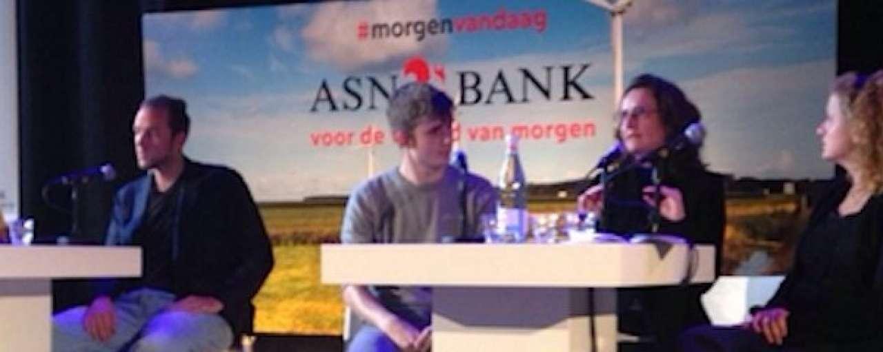 ASN Bank wil duurzame puzzel samen leggen