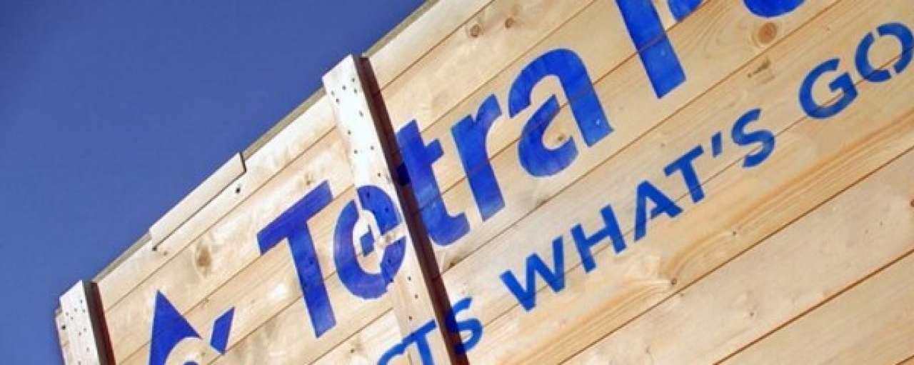 Biobased verpakking van Tetra Pak