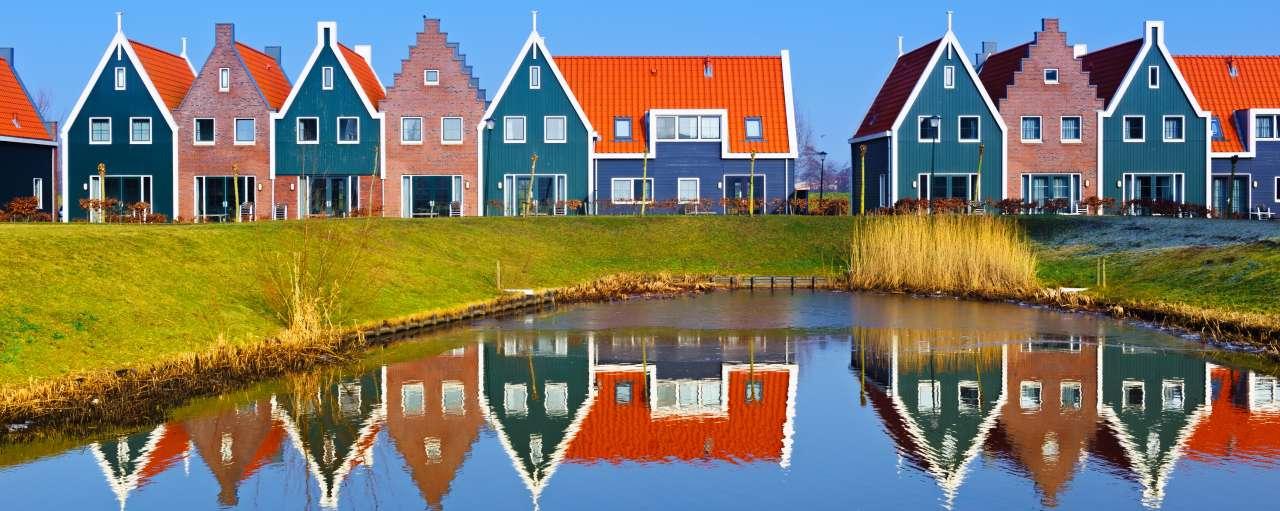 huizen, nederland, verduurzaming, circulariteit in de bouw