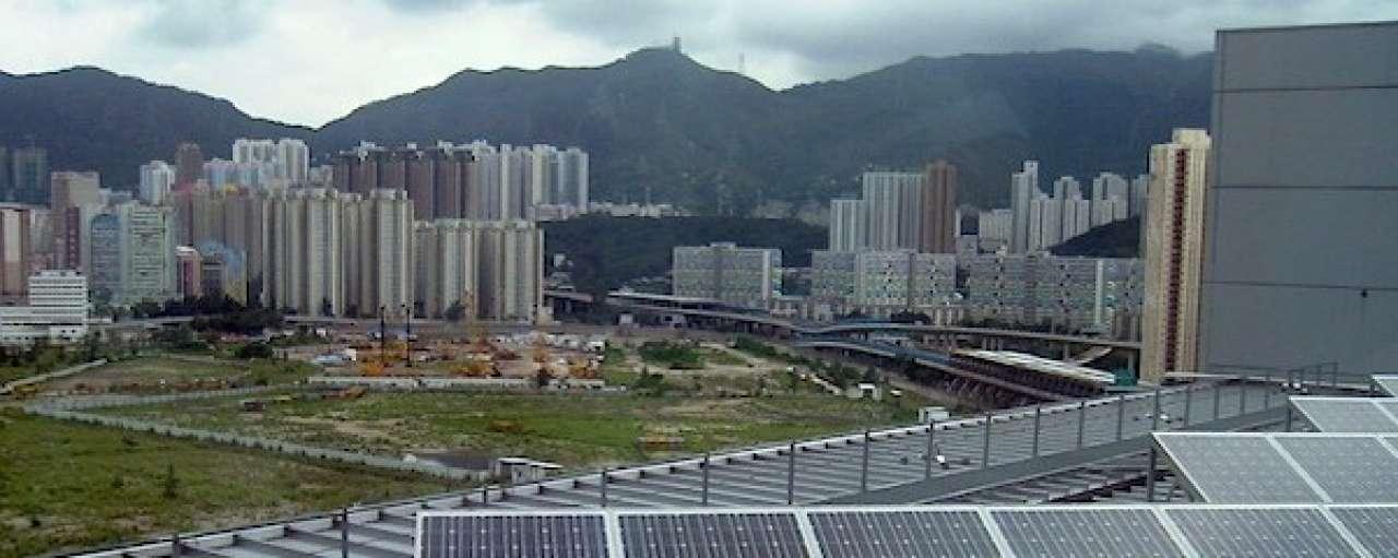 Snelle toename groene energie in opkomende markten