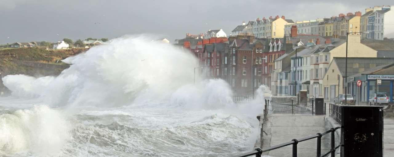 klimaatverandering, storm