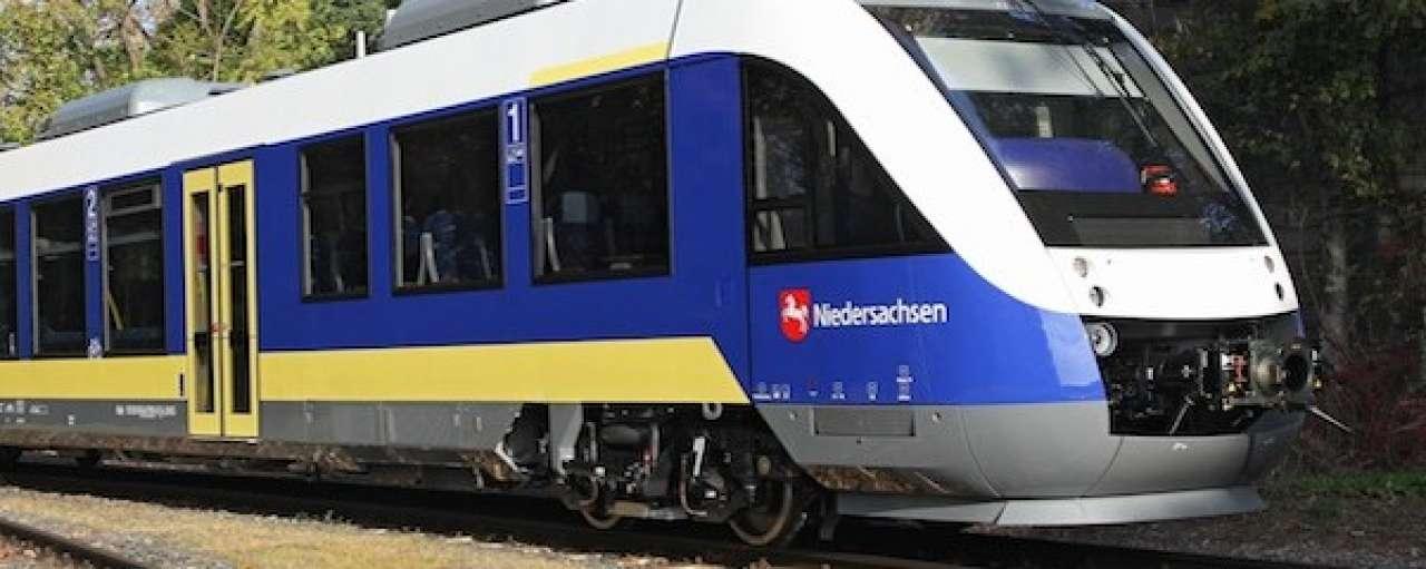 Duitsland krijgt regionale waterstoftreinen