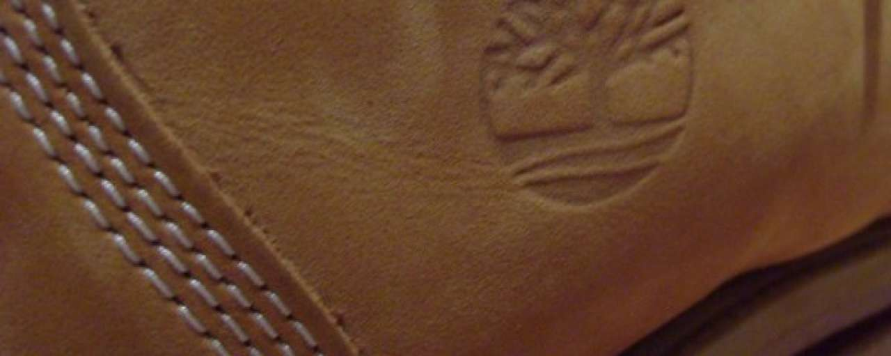 Timberland produceert autobanden voor eigen schoenen