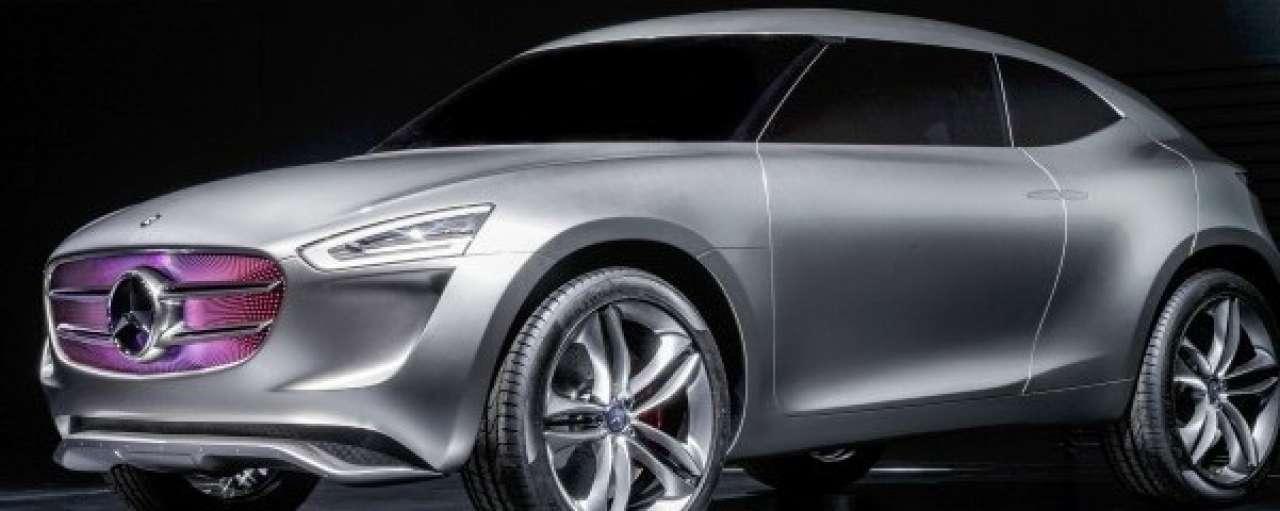 Laklaag Mercedes maakt zelf waterstof met zon en wind