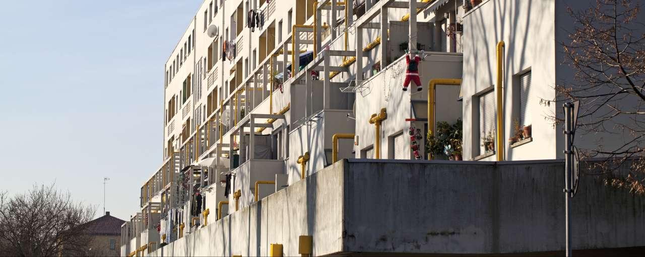 sociale woningbouw, verduurzaming