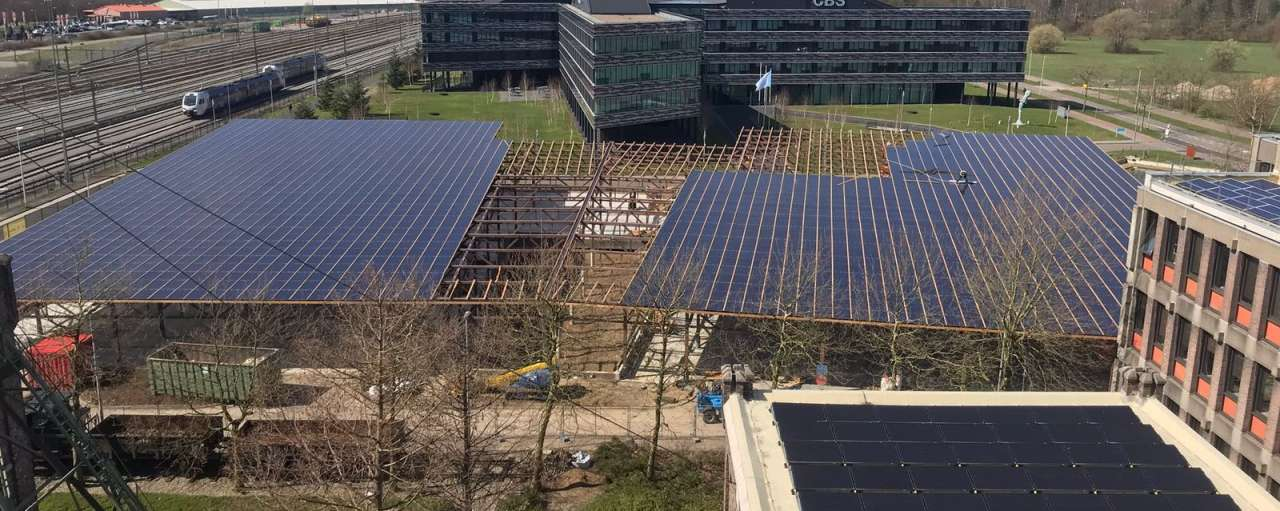 World of Walas, zonnepanelen, CBS, Heerlen