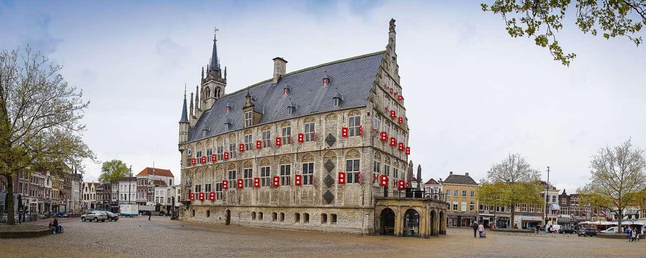gemeentehuis Gouda