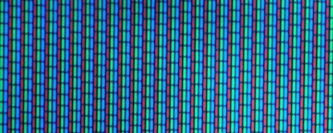 Televisie zonder wit licht schoner en zuiniger