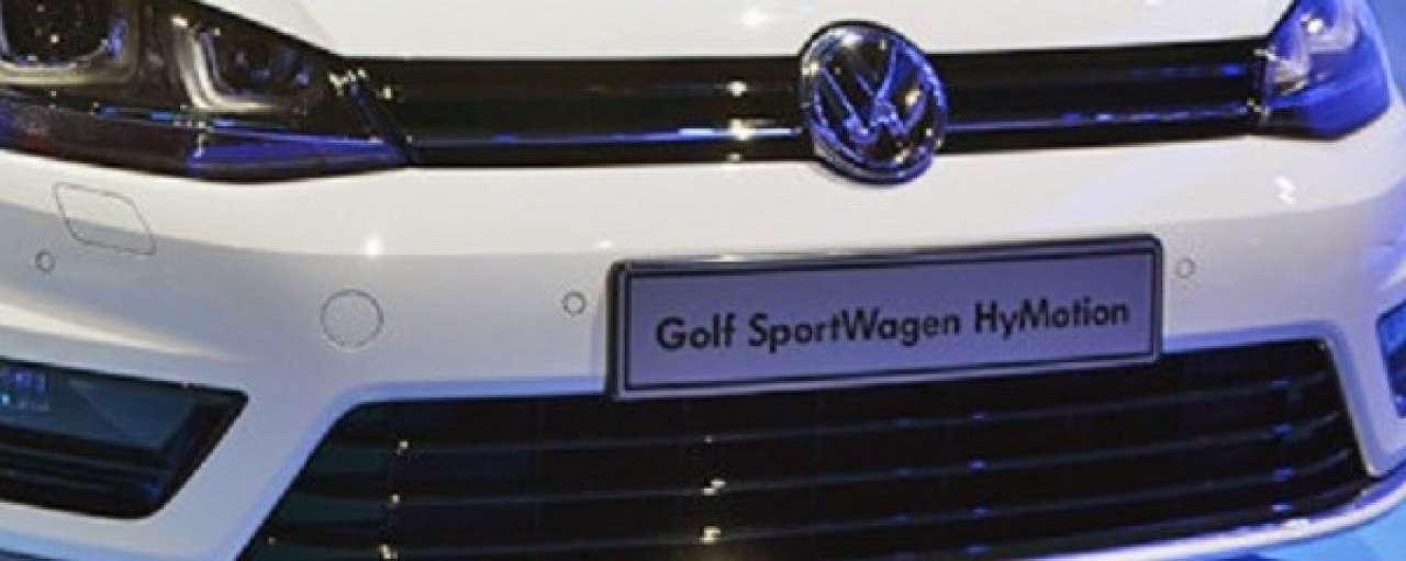 Volkswagen introduceert twee waterstofauto's