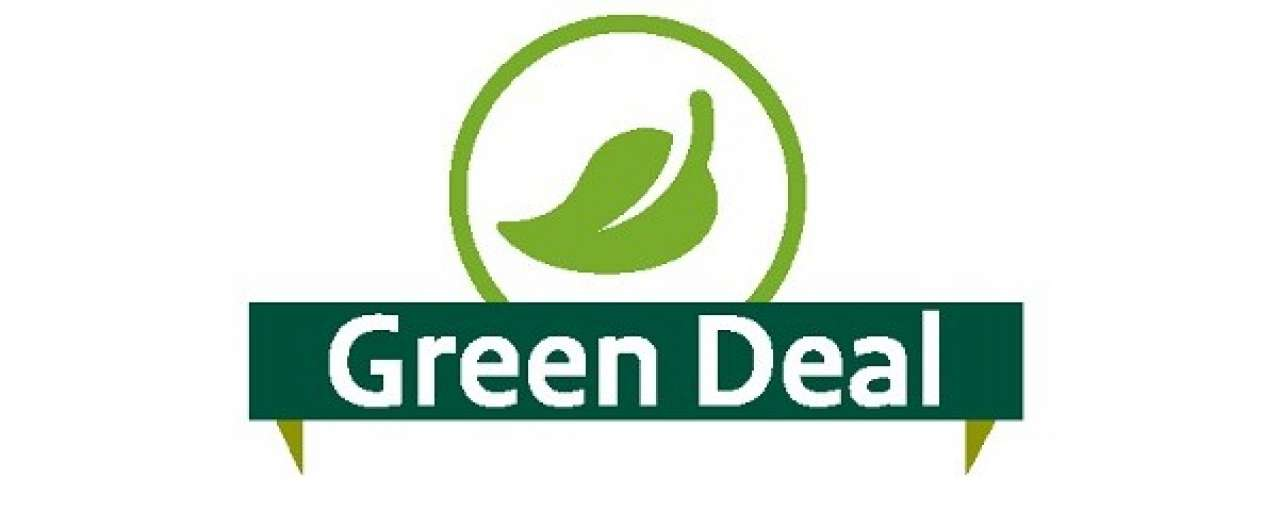 Agenda: Green Deal Award 2014