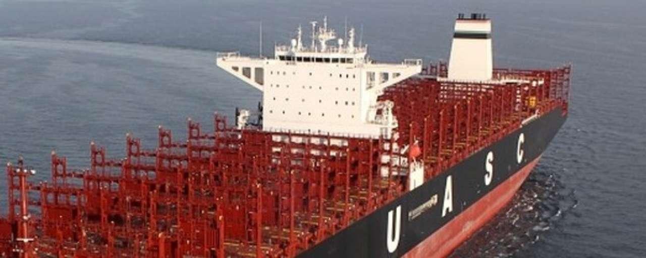 Eerste megacontainerschip op LNG