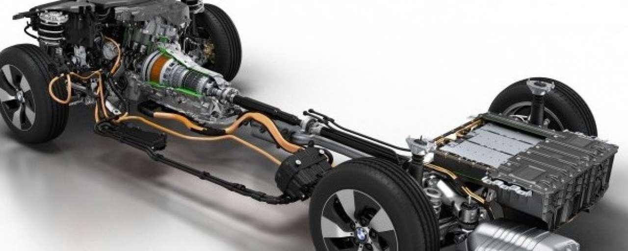 BMW integreert hybride plug-in in reguliere lijn