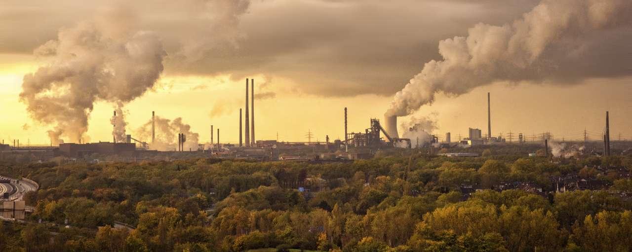 co2, broeikasgassen, industrie