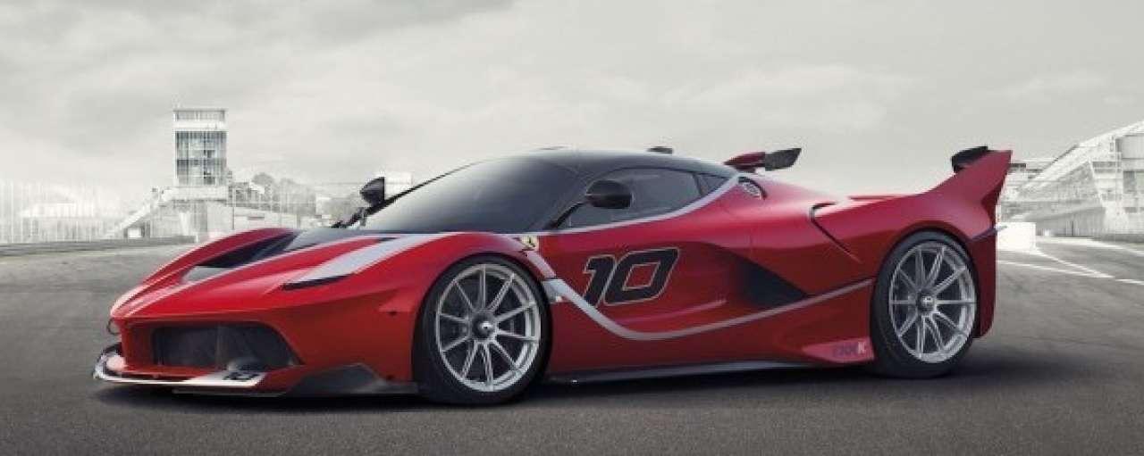 Ferrari presenteert hybride met nóg meer pk