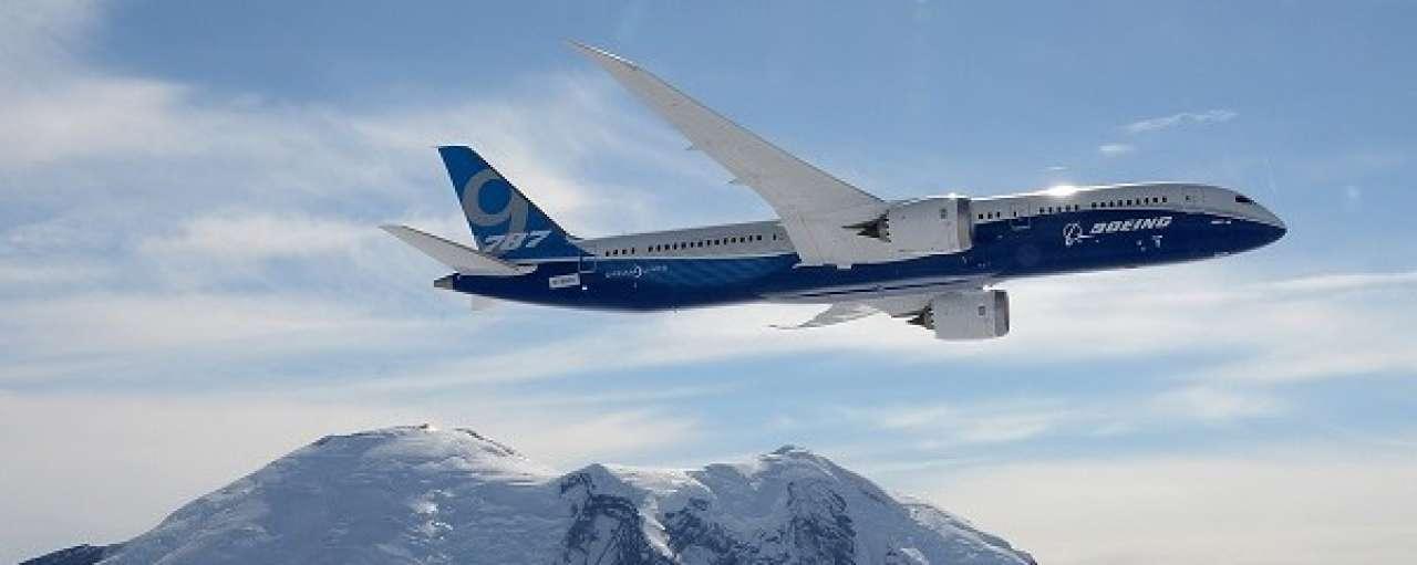Succesvolle testvlucht Boeing op groene diesel