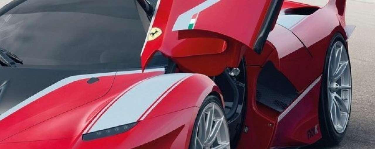 Hybride Ferrari van 2,5 mln al uitverkocht