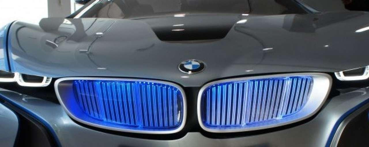 Zelfs Top Gear overstag door BMW i8