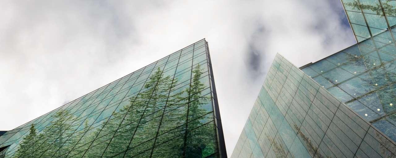 groene gebouwen