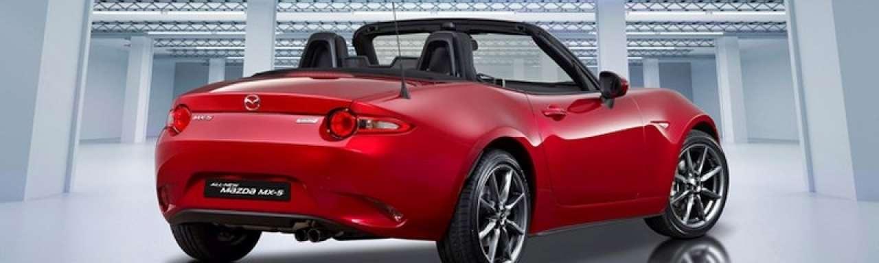 Mazda maakt bioplastic voor exterieur auto