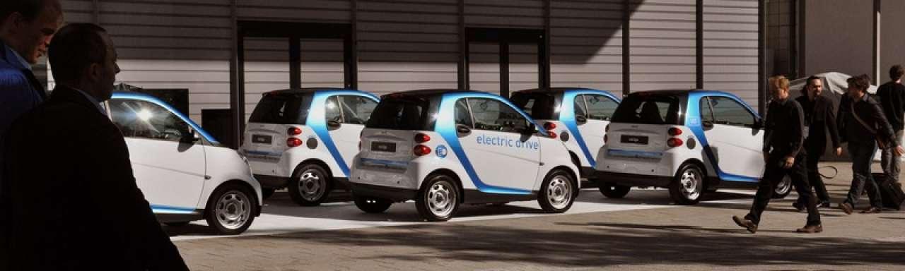 Miljoenste gebruiker voor autodeelbedrijf Car2Go