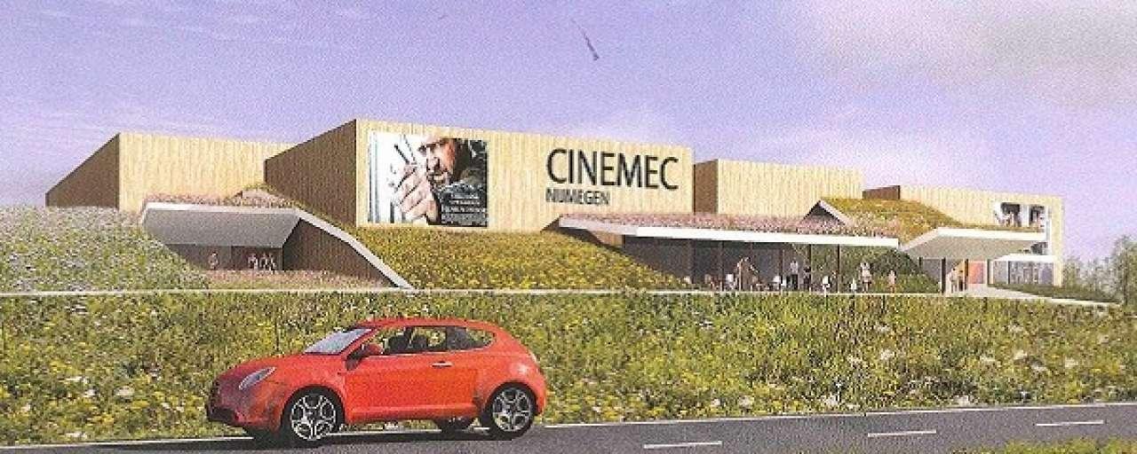 Nijmegen krijgt CO2-neutrale bioscoop