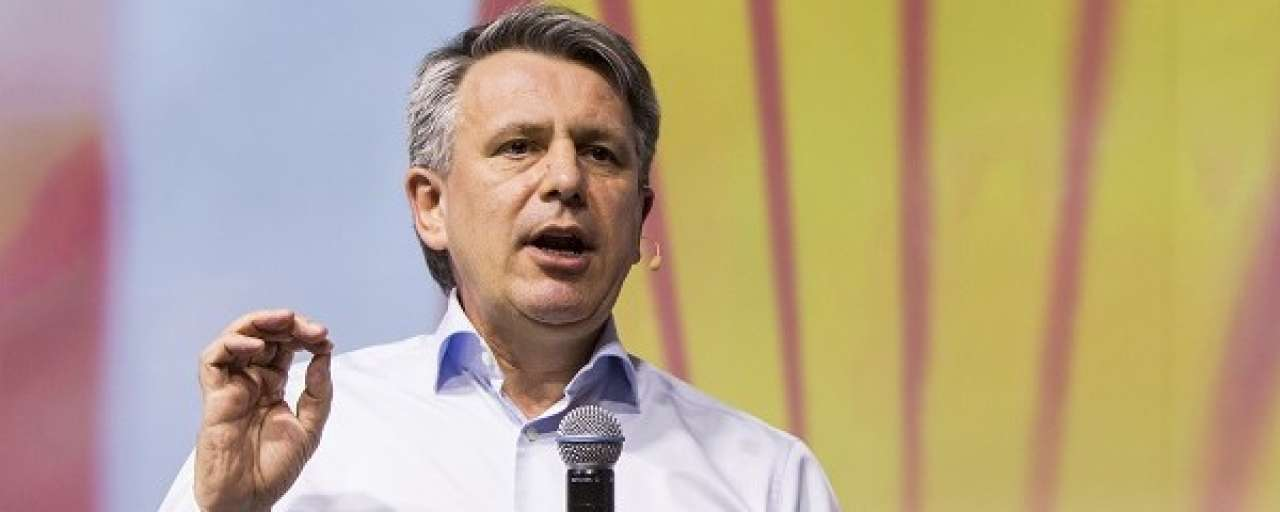 CEO Shell neemt klimaatverandering serieus