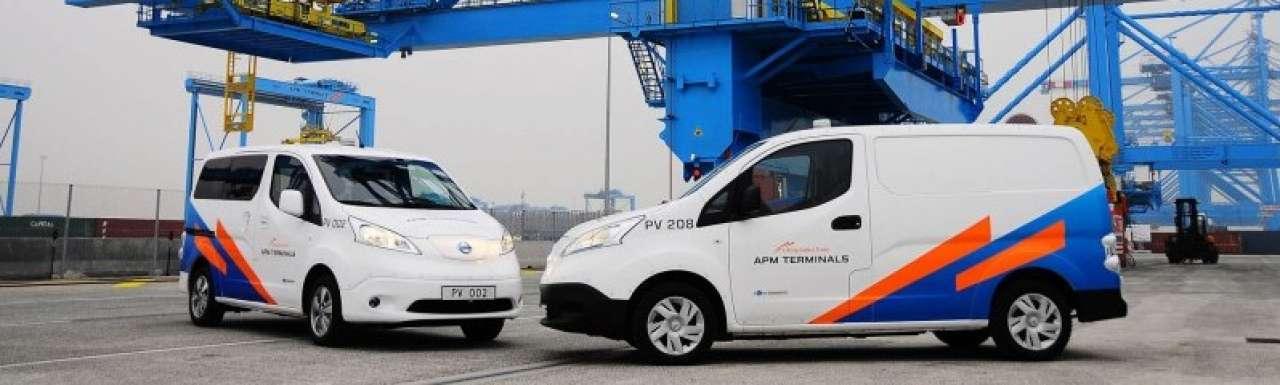 APM Terminal Maasvlakte 2 emissievrij