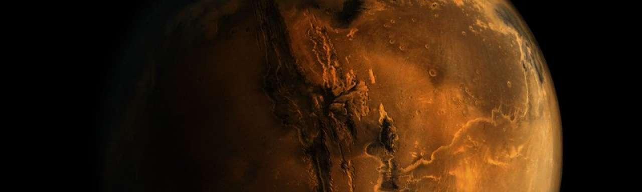 Wat Mars ons kan leren over klimaatverandering