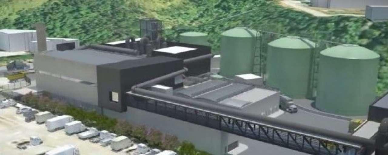 Hong Kong zet voedselafval om in biogas