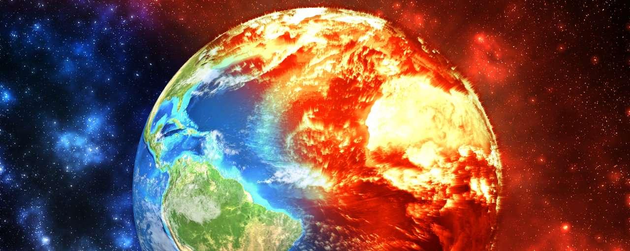 Klimaatverandering opwarming aarde