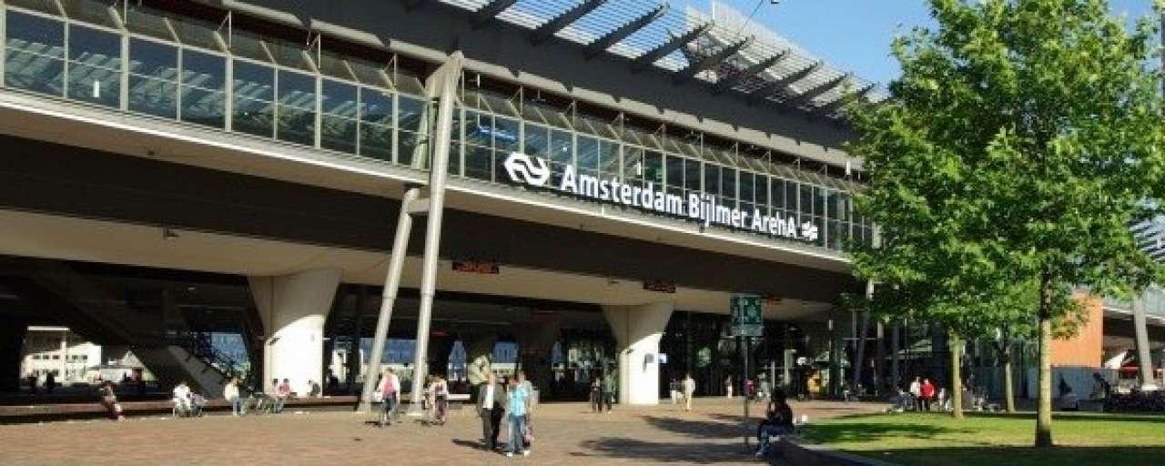 Topbedrijfslocaties verleiden tot meer treinreizen