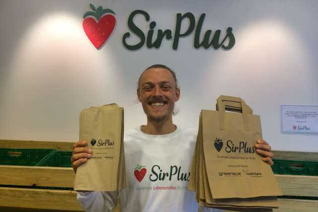 SirPlus, Raphael Fellmer, startup, corporate, samenwerking